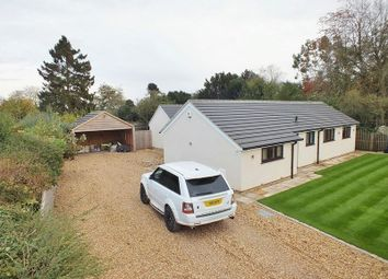 Thumbnail 4 bed detached bungalow for sale in Bladon Road, Woodstock