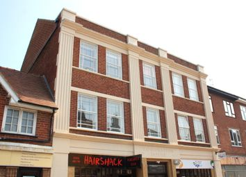 Thumbnail 2 bed flat to rent in Church Street, Bromsgrove