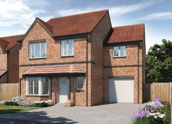 """Thumbnail 4 bed detached house for sale in """"The Lulworth"""" at Brunswick Road, Deepcut, Camberley"""