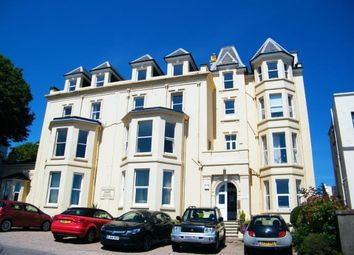 Thumbnail 1 bedroom flat for sale in Louisa Terrace, Exmouth