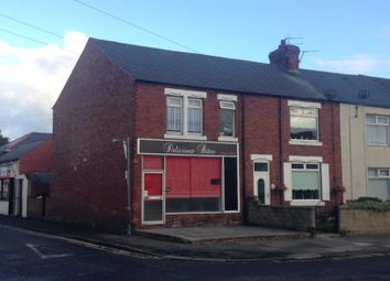 Thumbnail 2 bed flat for sale in North Seaton Road, Ashington