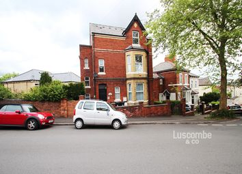 Thumbnail 2 bed flat to rent in Clyffard Crescent, Newport