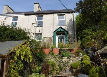 Thumbnail 3 bed semi-detached house for sale in Tan Treflys, Gerlan, Bethesda, Bangor
