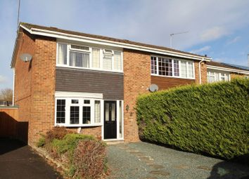 Thumbnail 3 bed end terrace house for sale in Ashfield Way, Hazlemere, High Wycombe