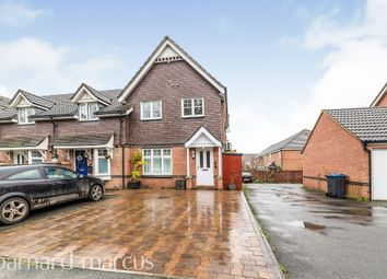 3 bed end terrace house for sale in Nigel Fisher Way, Chessington KT9
