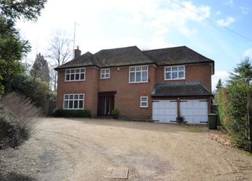 Thumbnail 4 bed detached house to rent in Burtons Lane, Chalfont St. Giles