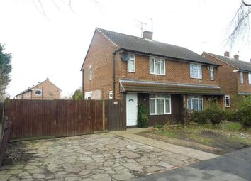 Thumbnail 2 bedroom semi-detached house for sale in Holbrook Road, Alvaston, Derby