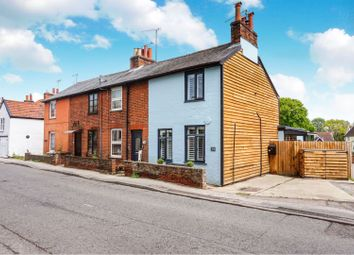 Thumbnail 3 bedroom end terrace house for sale in High Street, Sproughton, Ipswich