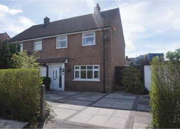 Thumbnail 2 bed semi-detached house for sale in Carroll Crescent, Ormskirk