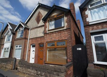 Thumbnail 2 bed semi-detached house to rent in Corporation Road, Ilkeston