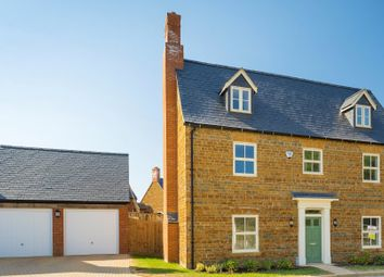 Thumbnail 5 bed detached house for sale in The Woburn, Meadow View, Banbury Homes, Adderbury