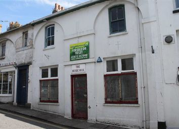 Thumbnail Retail premises for sale in 60, Adelaide Street, Penzance