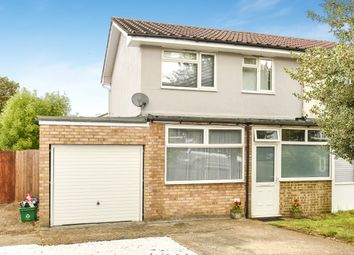 Thumbnail 3 bed end terrace house for sale in Chelsfield Gardens, London