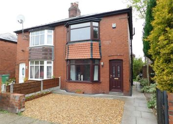 Thumbnail 2 bed semi-detached house for sale in Eastham Avenue, Walmersley, Bury, Lancashire