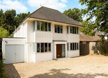 Thumbnail 6 bed detached house to rent in Leatherhead Road, Oxshott, Leatherhead