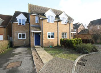 Thumbnail 4 bed semi-detached house for sale in Thistle Drive, Seasalter, Whitstable