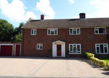 Thumbnail 4 bed semi-detached house for sale in Tadley, Hampshire