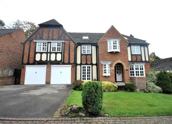 Thumbnail 6 bed detached house for sale in Oaklands Grove, Adel, Leeds, West Yorkshire