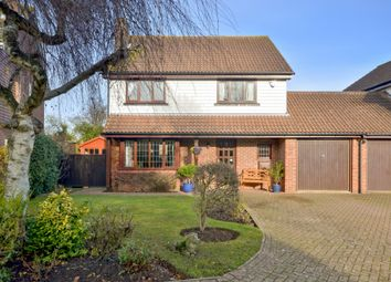 Thumbnail 4 bed detached house for sale in Mountbatten Way, Brabourne Lees