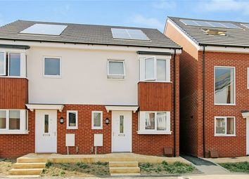 Thumbnail 2 bed semi-detached house to rent in Champion Way Bedford, Bedford