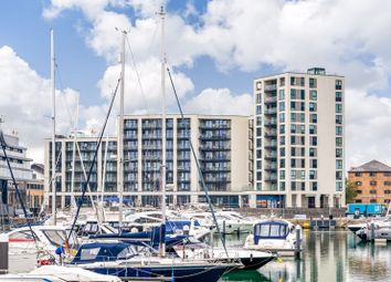 Maritime Walk, Ocean Village, Southampton SO14. 3 bed flat for sale