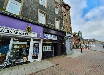 Thumbnail 3 bed flat for sale in Channel Street, Galashiels, Scottish Borders