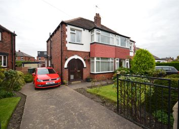 Thumbnail 3 bed semi-detached house for sale in Waincliffe Crescent, Leeds, West Yorkshire