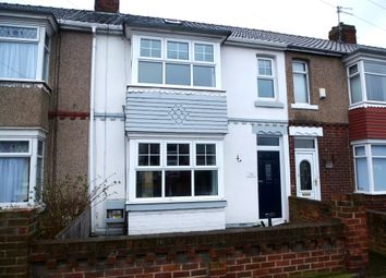 Thumbnail 2 bed terraced house for sale in Brenda Road, Hartlepool