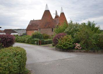 Thumbnail 4 bed detached house to rent in Lidwells Lane, Goudhurst, Kent
