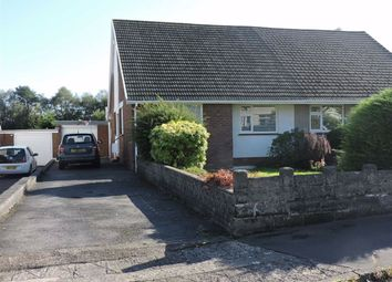 Thumbnail 4 bed semi-detached bungalow for sale in Enfield Close, Cwmrhydyceirw, Swansea