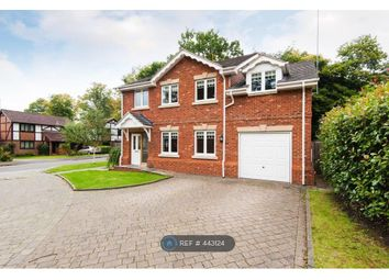 Thumbnail 4 bed detached house to rent in Blake Close, Crowthorne