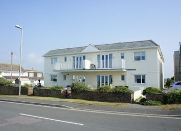 Thumbnail 2 bedroom flat to rent in Pentire Avenue, Newquay