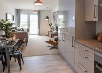Thumbnail 2 bedroom flat for sale in Austen House, Station View, Guildford