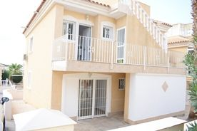 Thumbnail 4 bed town house for sale in Villamartin, Orihuela Costa, Alicante, Valencia, Spain