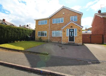 Thumbnail 4 bed detached house for sale in Meadow Drive, Swinton, Mexborough