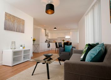 Thumbnail 2 bed flat to rent in Libra Road, Plaistow