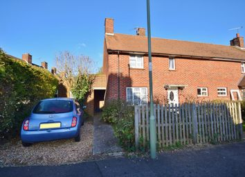 Thumbnail 3 bed semi-detached house for sale in South Ham, Basingstoke
