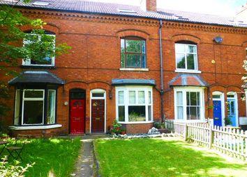 Thumbnail 3 bed mews house for sale in Summerville Terrace, Harborne Park Road, Harborne, Birmingham