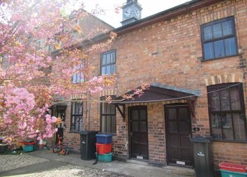 Thumbnail 1 bed terraced house to rent in 2, Victoria Square, Llanidloes, Powys