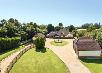 6 bed detached house for sale in Epping Road, Nazeing, Waltham Abbey, Essex EN9