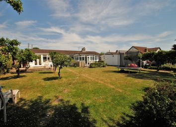Thumbnail 4 bed detached bungalow for sale in The Causeway, Mark