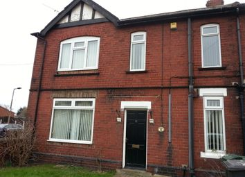 Thumbnail 3 bed semi-detached house to rent in Park Lane, Thrybergh, Rotherham