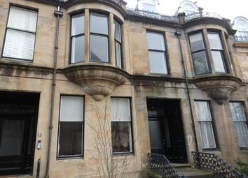 Thumbnail 1 bed flat to rent in Grosvenor Crescent, Glasgow