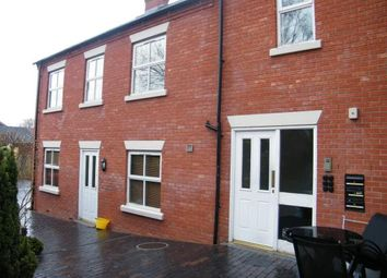 Thumbnail 2 bed flat for sale in Regal Court, Park Avenue, Whitchurch, Shropshire