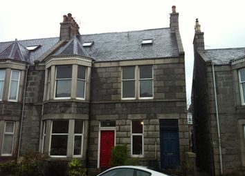 Thumbnail 1 bed flat to rent in Stanley Street, Aberdeen