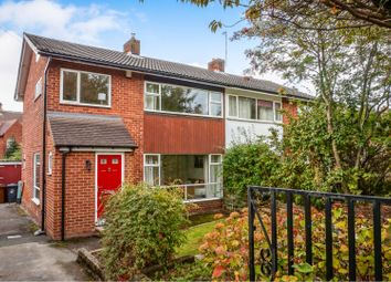 Thumbnail 3 bed semi-detached house for sale in North Grove Rise, Leeds