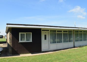 Thumbnail 2 bed property for sale in The Parade, Greatstone, New Romney