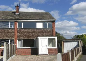 Thumbnail 3 bed semi-detached house to rent in Fosse Way, Garforth, Leeds