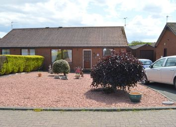 Thumbnail 2 bed semi-detached bungalow for sale in Knivestone Court, Tweedmouth, Berwick Upon Tweed