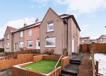 Thumbnail 2 bed end terrace house for sale in Clermiston Place, Edinburgh